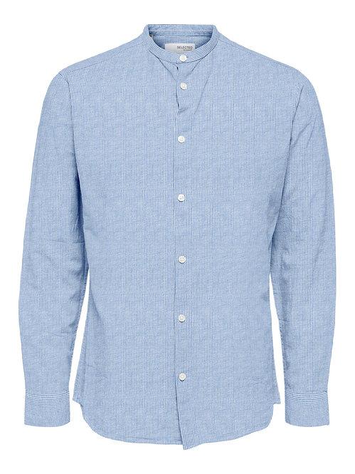 Camicia Linen Azzurra