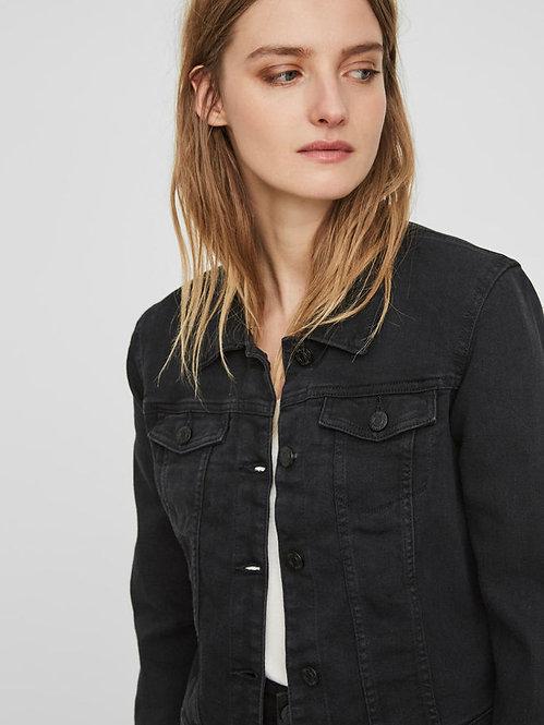 Giacca Debra jeans nera