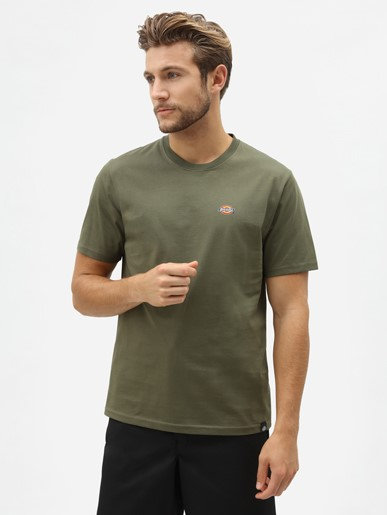 T-shirt Stockdale Dickies Verde