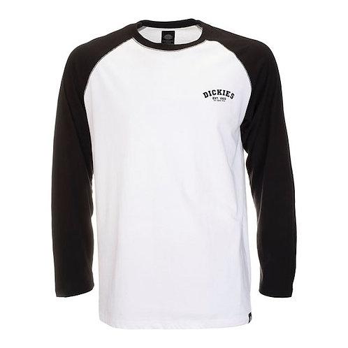 T-shirt Baseball Dickies Nera