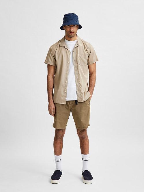 Camicia regsoft sabbia