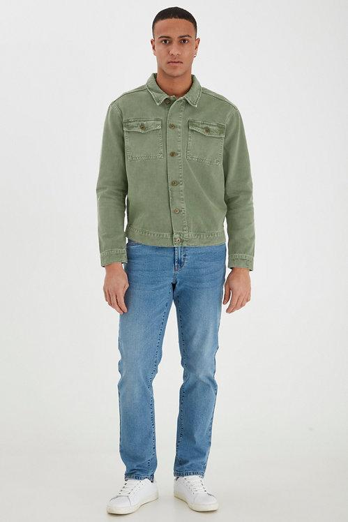 Giacca in jeans Porto verde