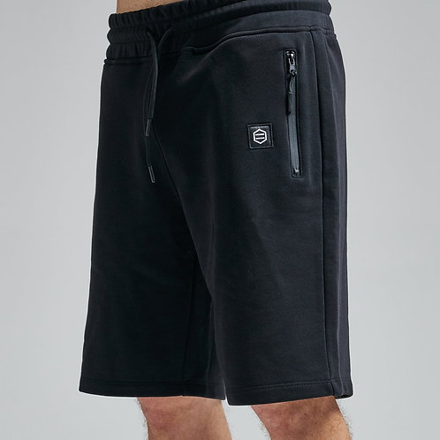 Sweat Shorts black Dolly Noire
