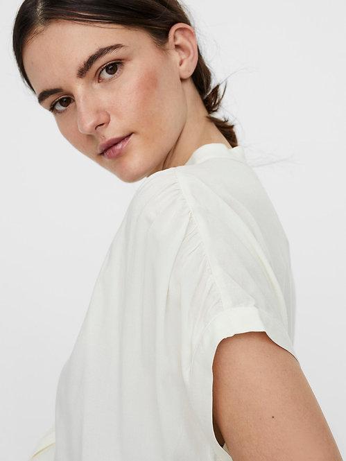 Camicia ads coreana bianca