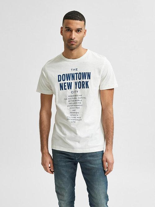 T-shirt aaron NY