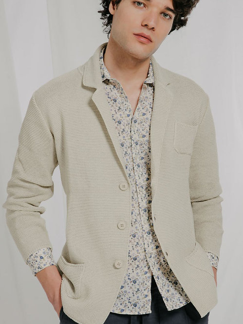 Giacca maglione 4 colori