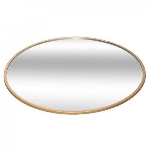 Portacandela specchio