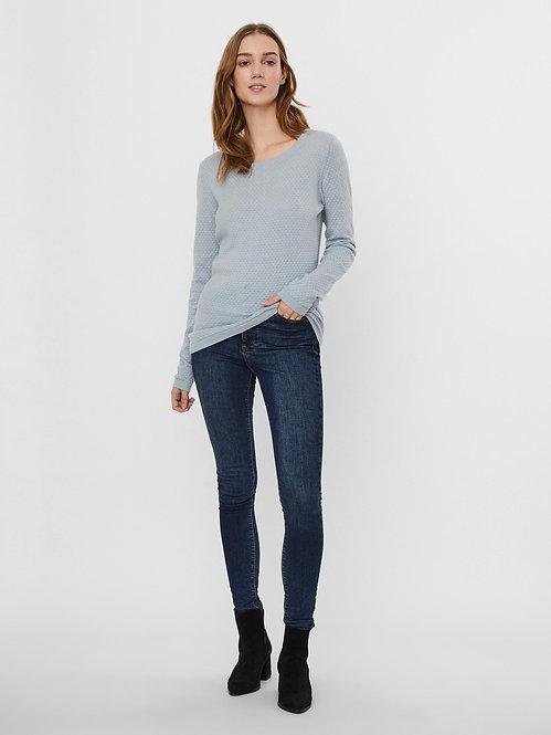 Maglione Care azzurro