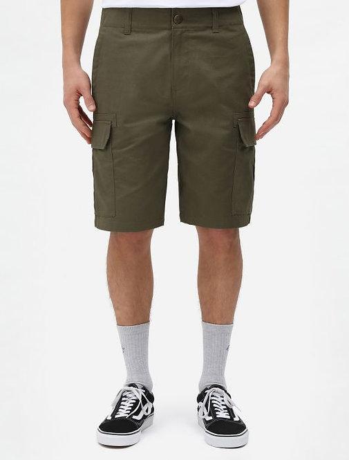 Pantaloni corti millerville Dickies verde