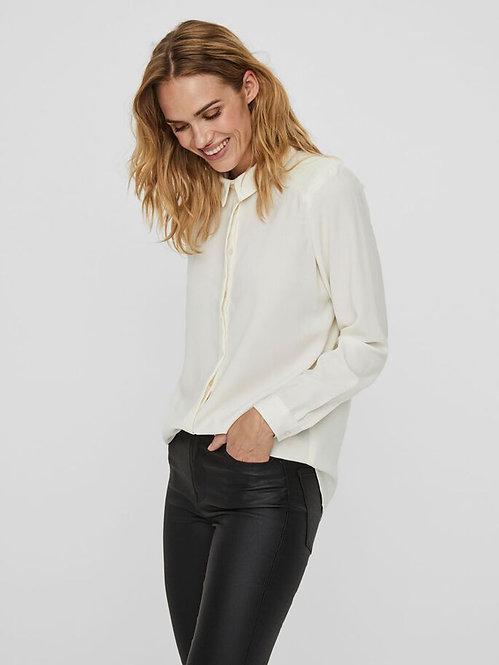 Camicia con spalline 2 colori