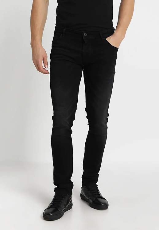 Jeans Joy Black 117  Slim Fit