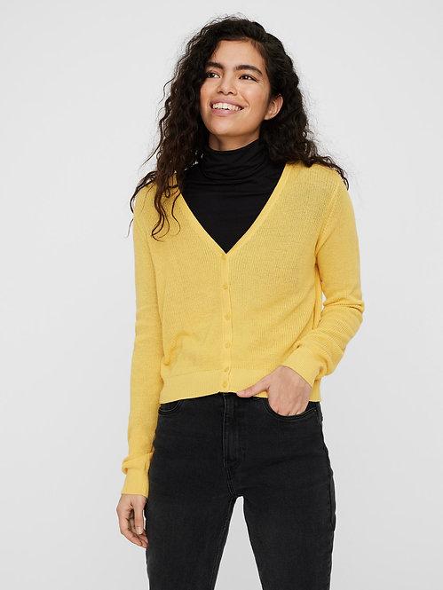 Cardigan Lexsun giallo
