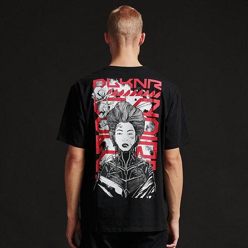 T-shirt Dolly Noire - Metal Geisha