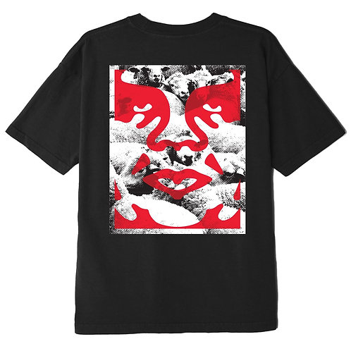 SEDUCTION OF THE MASSES CLASSIC T-SHIRT OBEY