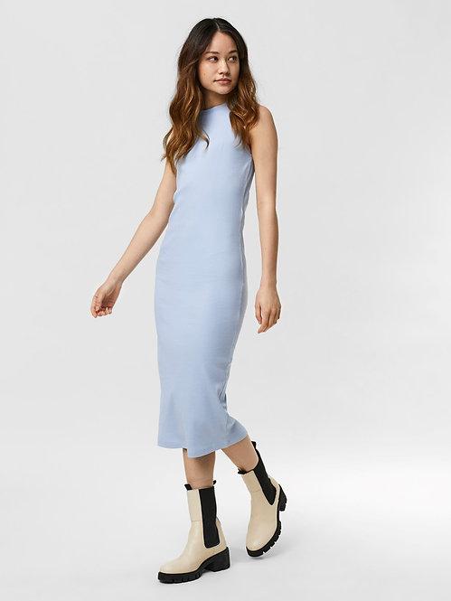 Vestito Costine Lavender Azzurro