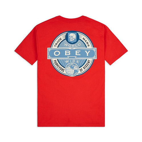 T-shirt  OBEY Purveyors