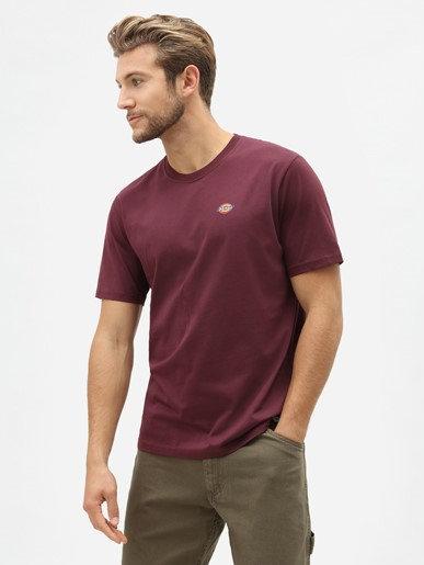 T-shirt Stockdale Dickies Bordeaux