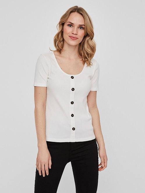T-shirt Helsinki bianca