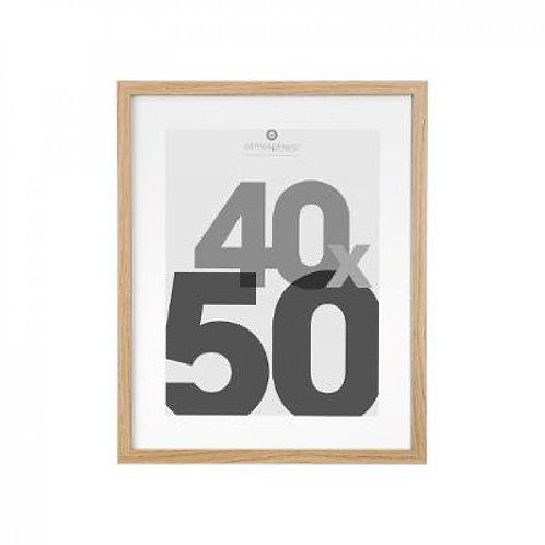 Cornice legno 40x50