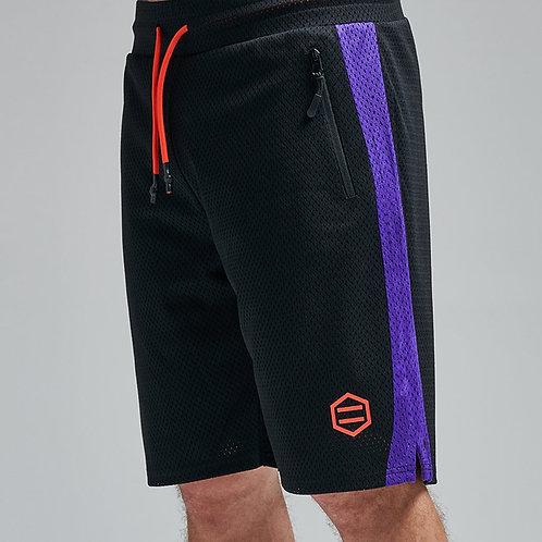 Mesh Shorts Black Dolly Noire