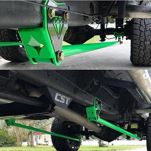05-07 F250 Traction Bars