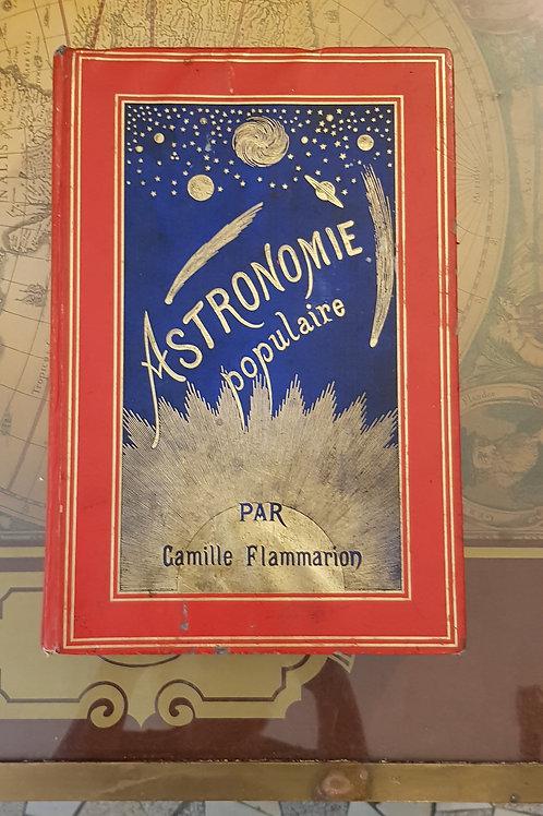 Astronomie Populaire - Camille Flammarion