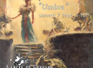 Vernissage : Umbra, par Jon C. Pool