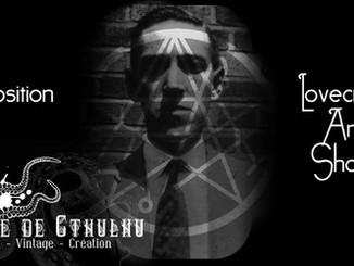"Exposition ""Lovecraft Art Show !"""