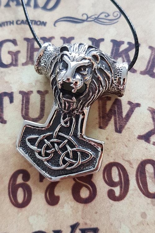 Mjolnir Tête de Lion - L