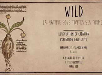 "Vernissage : Expo ""Wild"", collectif d'artistes"