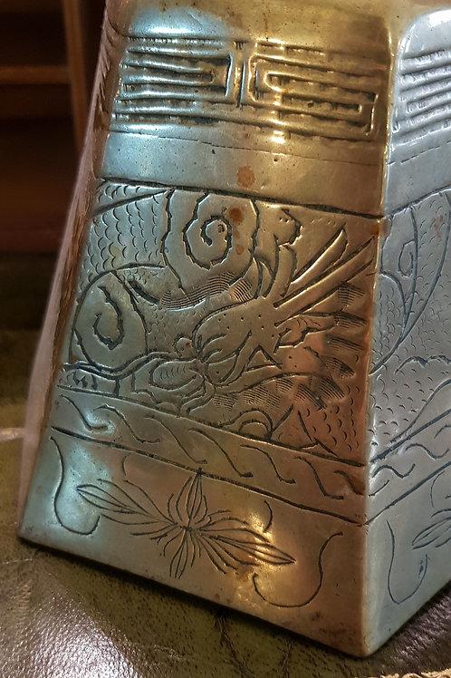 Gong en laiton - Cloche de temple