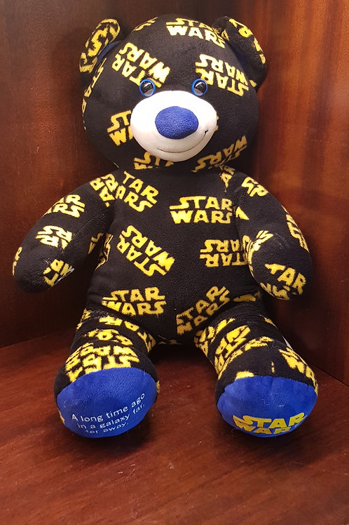 """Ours """"Build a bear"""" Star Wars"""