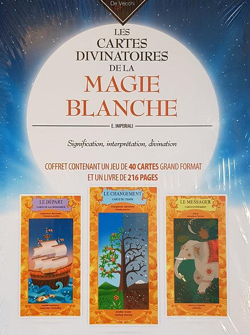 Cartes divinatoires de la Magie Blanche
