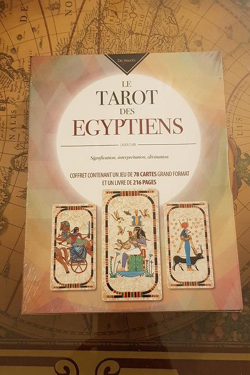 Coffret Tarot des Egyptiens