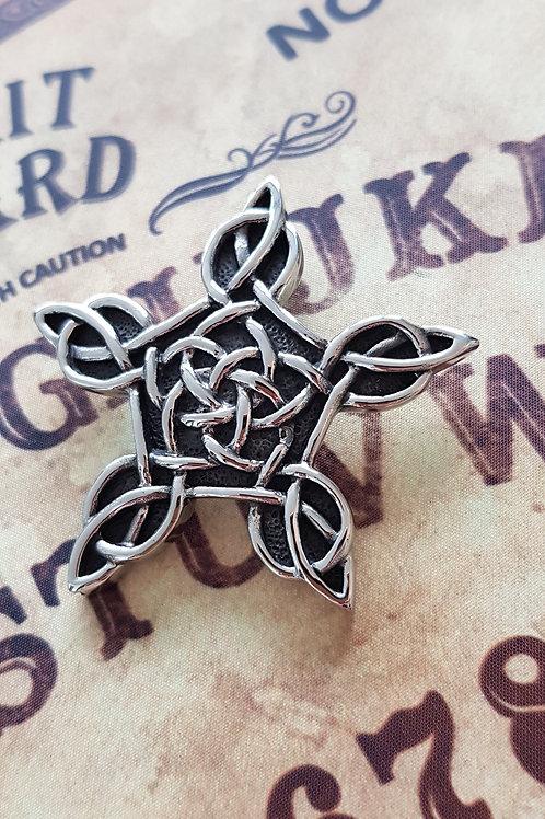 Pentagramme Celte