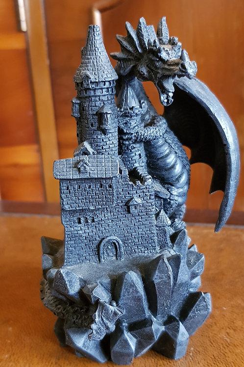 Dragon du château de cristal