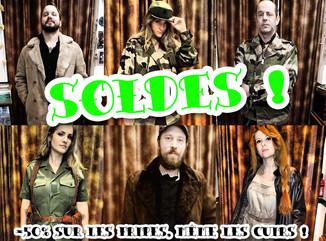 Les Soldes chez Cthulhu !