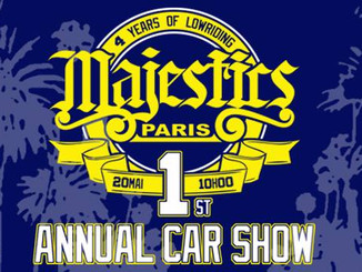 Le Masjestics Paris Car Show !
