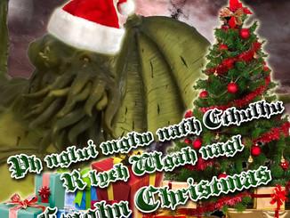 Joyeuses fêtes à tous !