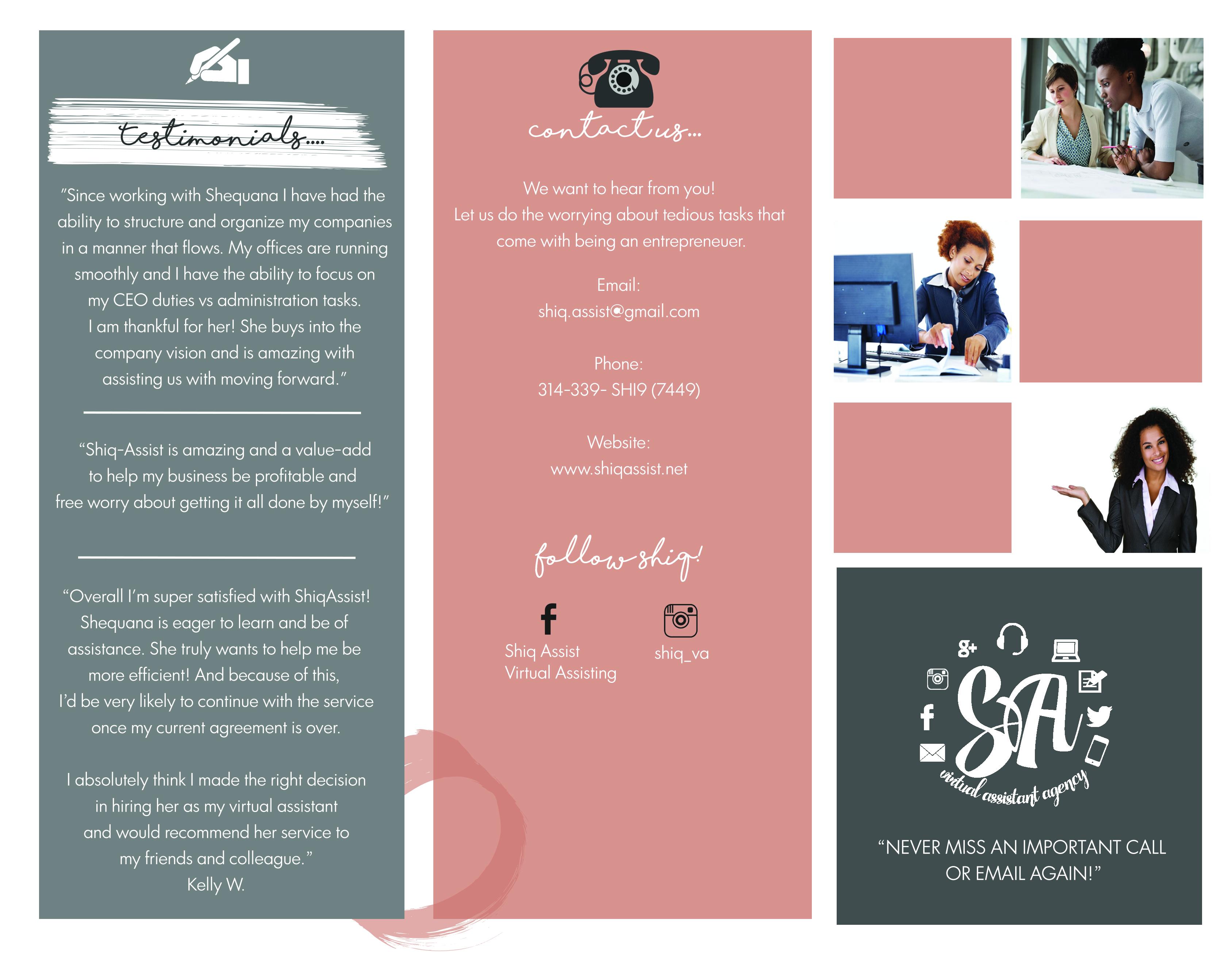 SAVA Brochure