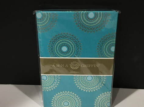 Anna Griffin journal