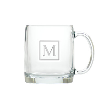 Glass Large Mug