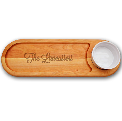 Everyday Dipping Board
