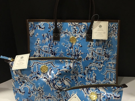 Anna Griffin bags