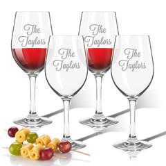 Wine Stemware