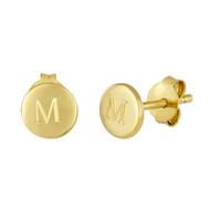 Zoey Earrings Gold
