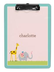 Giraffes & Elephants
