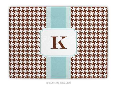 Houndstooth Chocolate