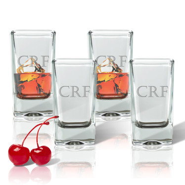 Glass Shot Glasses