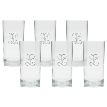 Glass Highballs